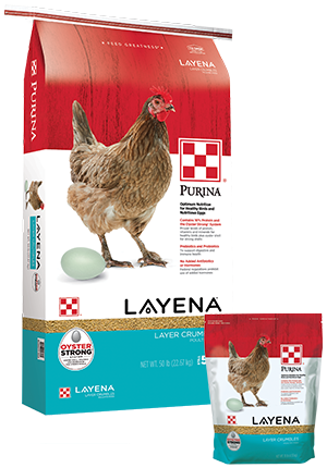 Purina Layena Crumble