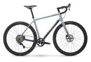 Summon The Blood - Titanium Gravel Bike