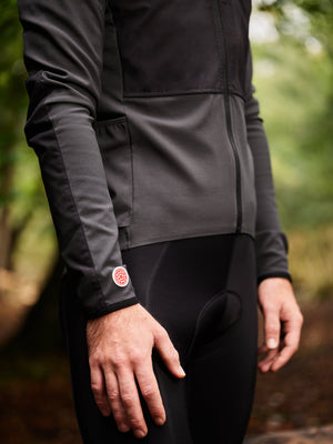 Adventure Long Sleeve Cycling Jersey - Because it's There-Pearson1860