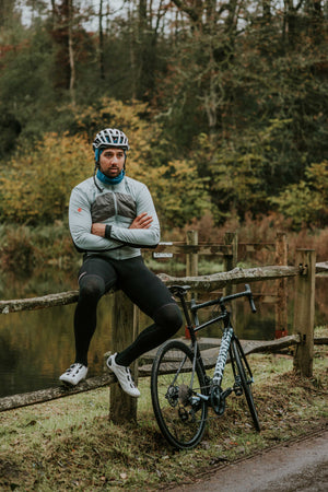 Road Insulated Jacket - Test Your Mettle