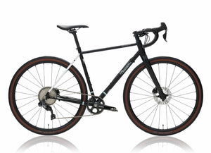 Irons In The Fire - Steel Gravel/Road/Hybrid Frameset-Pearson1860
