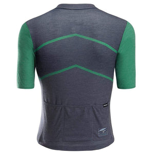 At One With Nature - Road Merino Jersey