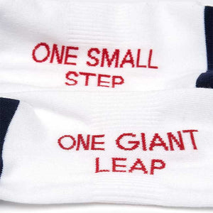 Socks - One Small Step One Giant Leap