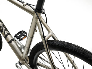 Rough With The Smooth - Aluminium Commuter Bike