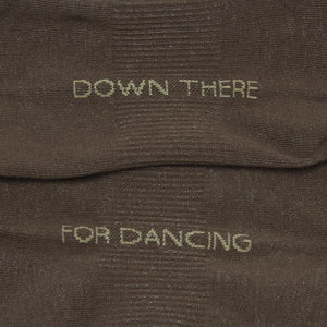Down There For Dancing - Socks