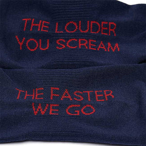 Socks - The Louder You Scream-Pearson1860