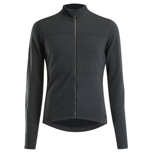 Urban Merino Zip Top - The Big Smoke-Pearson1860