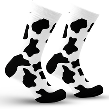Load image into Gallery viewer, Cow Socks