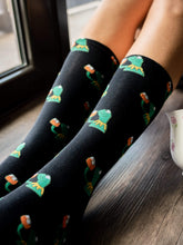 Load image into Gallery viewer, Frog Meme Socks
