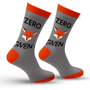 Zero Fox Given Socks
