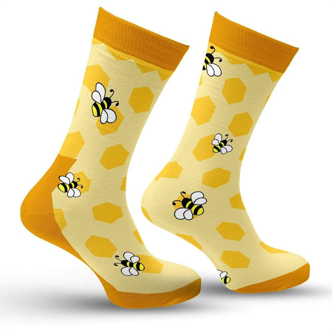 Honey Bee Socks