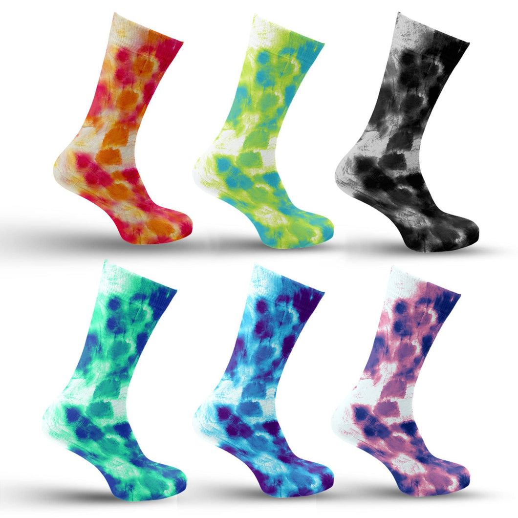 Tie-Dye Socks Bundle