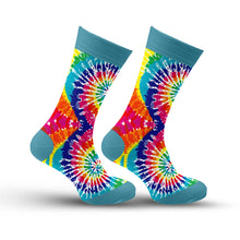Load image into Gallery viewer, Classic Tie Dye Socks