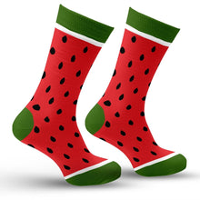 Load image into Gallery viewer, Watermelon Socks