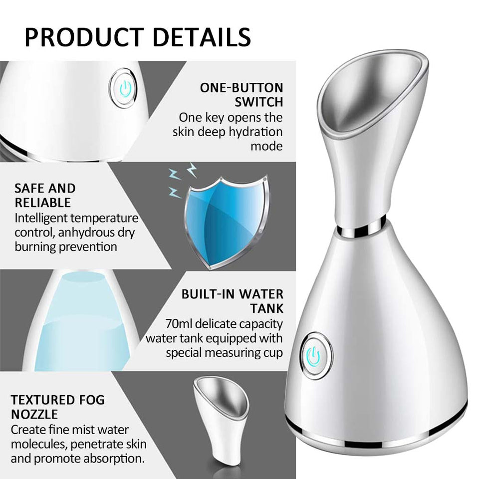 Skin Care Face Steamer