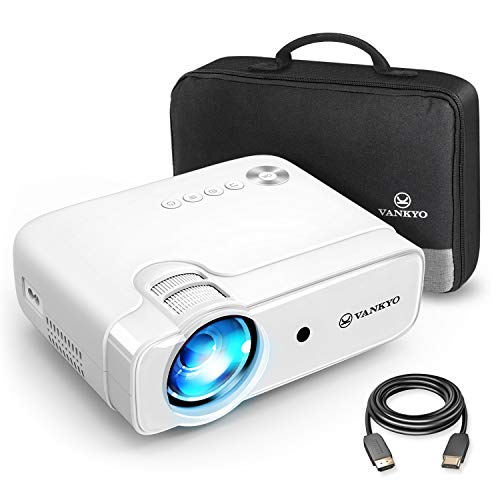 VANKYO Leisure 430 Mini Beamer, 4500 Lumen Heimkino Beamer - Best-dealz24