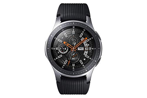 Samsung SM-R800NZSADBT Galaxy Watch 46 mm (Bluetooth), Silber - Best-dealz24
