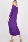 Riva Loose Long Dress