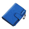 Women Bifold Zip Wallet