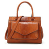 Women Leather Shoulder Handbag