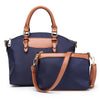 Women Nylon Convertible Handbag