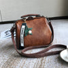 Women's Vintage Crossbody Leather Handbag