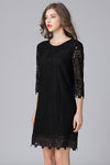 Sincerity Lace Dress