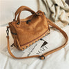 Women's Vintage Leather Bag