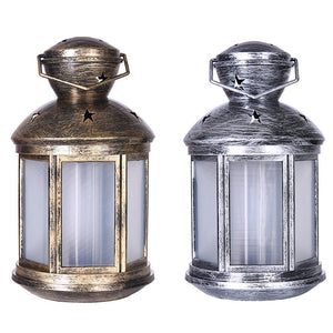 LED Flame Effect Lantern/Lamps