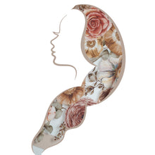 Load image into Gallery viewer, Floral Silk Scarves