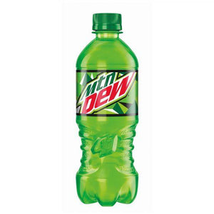 Mountain Dew 20oz. Bottle - Greenwich Village Farm