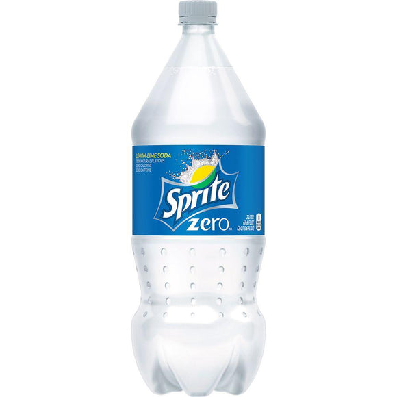 Sprite Zero 2 Liter - Greenwich Village Farm