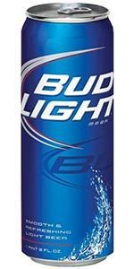 Bud Light 24oz. Can - Greenwich Village Farm