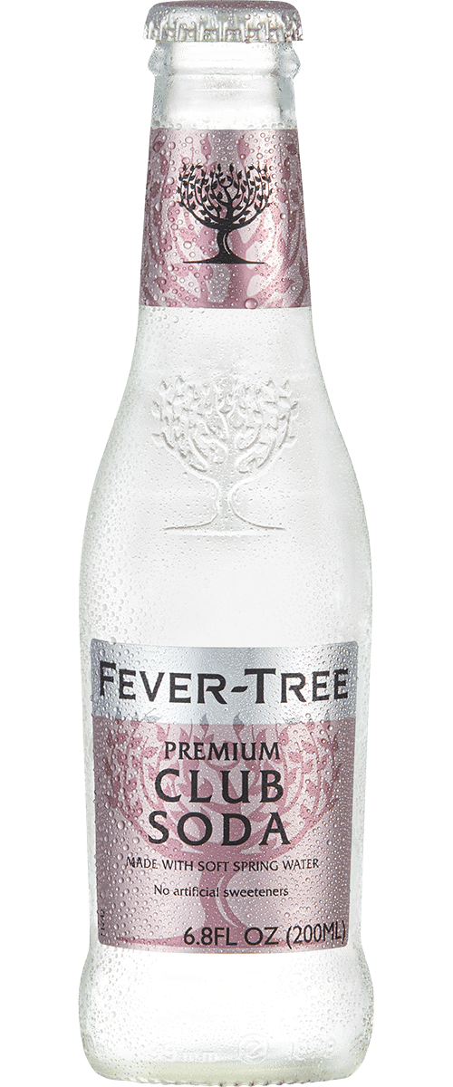 Fever Tree Club Soda 6.7oz. - Greenwich Village Farm