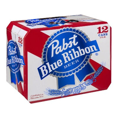 Pabst Blue Ribbon 12oz. Can - Greenwich Village Farm