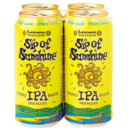 Lawson's Finest Liquids Sip Of Sunshine  16oz. Can