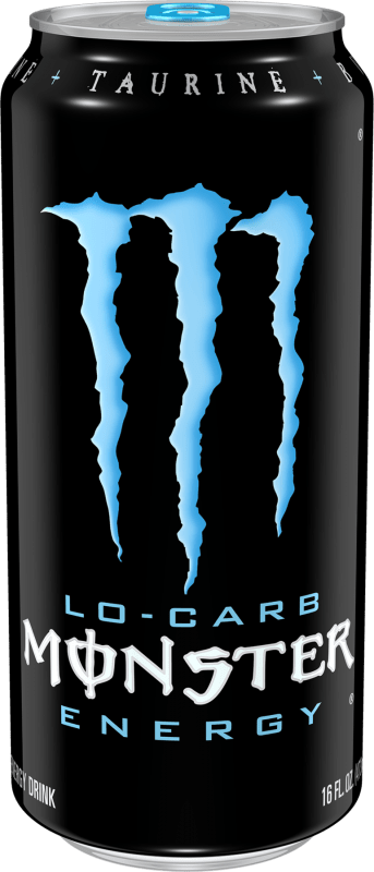 Monster Energy Low Cal 16oz. - Greenwich Village Farm