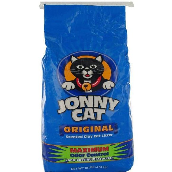 Jonny Cat Original Cat Litter 10Lb - Greenwich Village Farm