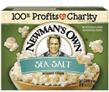 Newman's Own Microwave Popcorn 9.6oz.