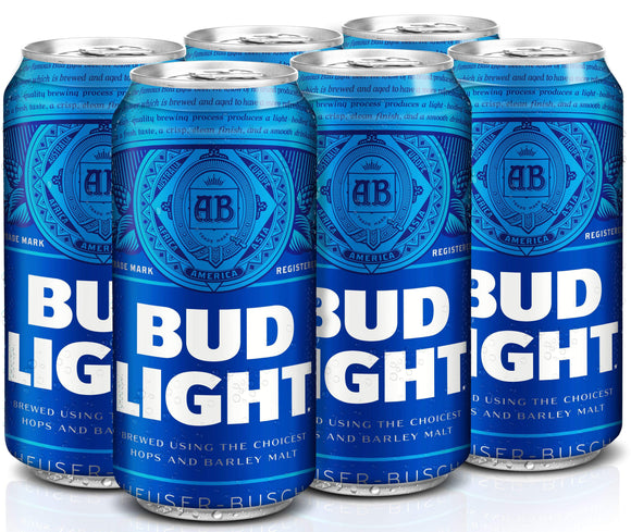 Bud Light 16oz. Can - Greenwich Village Farm