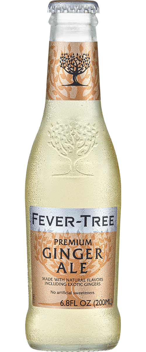 Fever Tree Ginger Ale 6.7oz. - Greenwich Village Farm