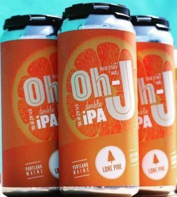 Lone Pine OH-J 16oz. Can - East Side Grocery
