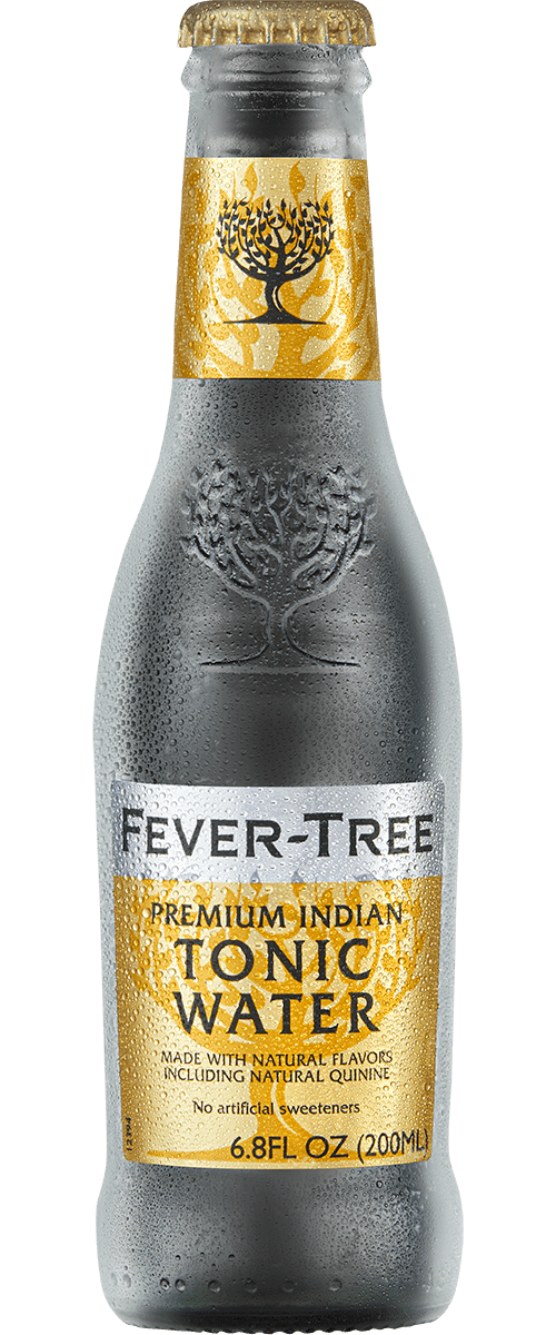 Fever Tree Indian Tonic Water 6.8oz. - Greenwich Village Farm