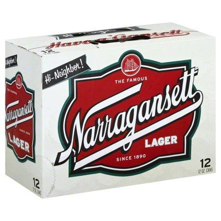 Narragansett Lager 12oz. Cans - Greenwich Village Farm