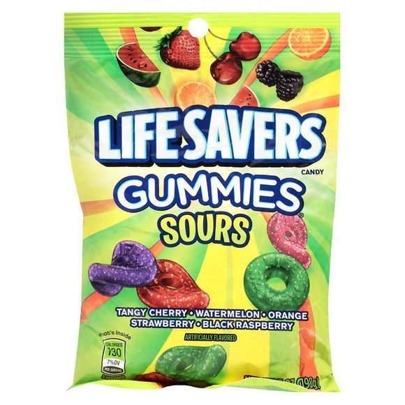 LifeSavers Fruity Gummi Candy - 7oz. Bag - Greenwich Village Farm