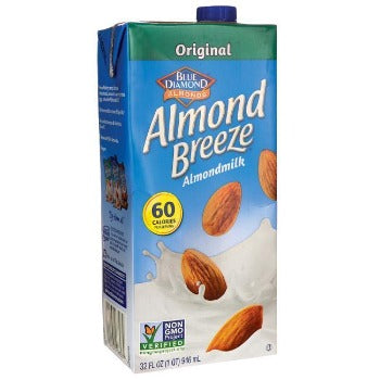 Almond Breeze Almond  Milk Original - 32oz. - Greenwich Village Farm