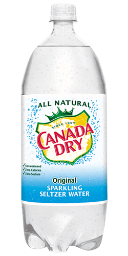 Canada Dry Seltzer Water 2 Liter - Greenwich Village Farm