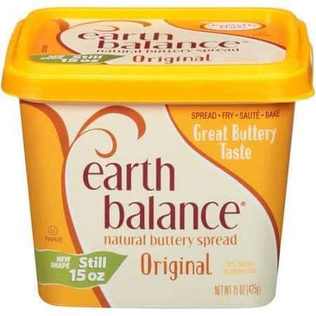 Earth Balance Buttery Spread Original 15oz. - Greenwich Village Farm