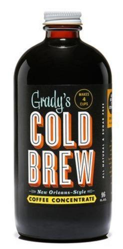 Grady's Cold Brew Coffee 16oz. - Greenwich Village Farm
