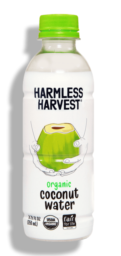 Harmless Harvest Coconut Water - 8.75oz. - Greenwich Village Farm
